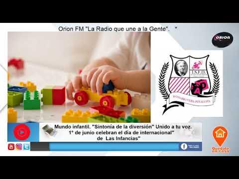 Mundo Infantil (Programa 4 - 01/03/2020)