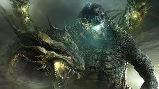哥斯拉2怪兽之王定档,最强怪兽王者基多拉将会登场