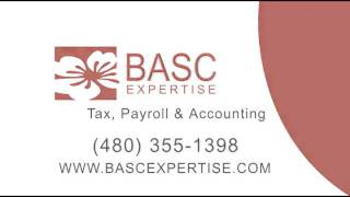 BASC Expertise - Your Small Business Accounting Experts in Chandler, Arizona.