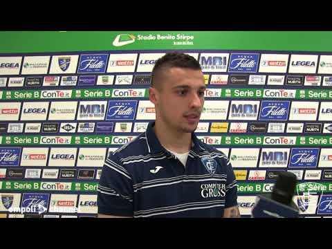 Preview video Le parole di Giovanni Di Lorenzo e Rade Krunic al termine di Frosinone-Empoli