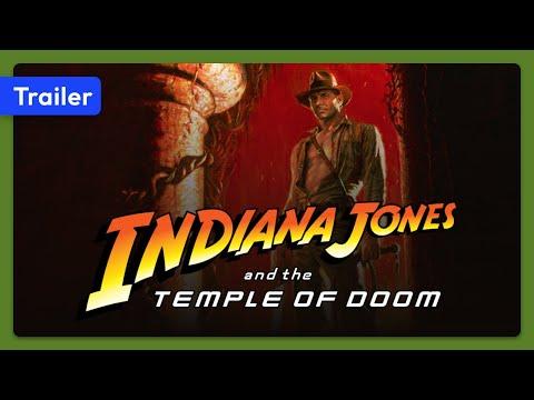 Video trailer för Indiana Jones and the Temple of Doom (1984) Trailer