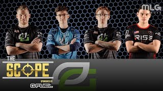 The New OpTic Gaming Call of Duty Roster! | The Scope Powered by G FUEL