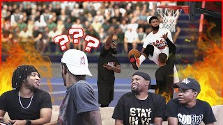Things Get Personal When The Score Gets Out Of Hand! (Blacktop 2v2 Series)
