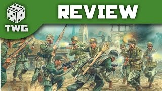 Bolt Action: Band Of Brothers 2nd Edition Starter Set Unboxing