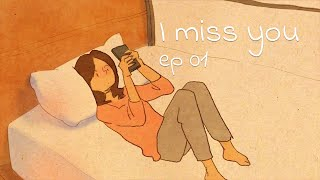 I Miss You (Long Distance Relationship) - Ep 01 [ Love Is In Small Things: S3 / Puuung ]