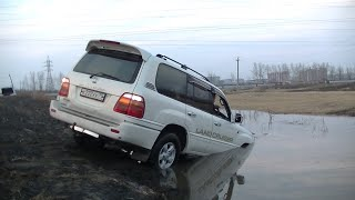 Подборка неудач на бездорожье. Водные преграды. Мочим и топим авто. OffRoad. #1 Перезалив