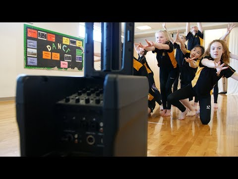 JBL EON ONE PRO at Backwell School