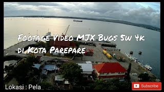 Tes Terbang drone MJX Bugs 5w 4k. Sekalian belajar!!!