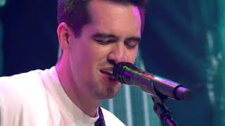 """Panic! At The Disco """"Say Amen (Saturday Night)"""" LIVE Acoustic Performance 62218"""