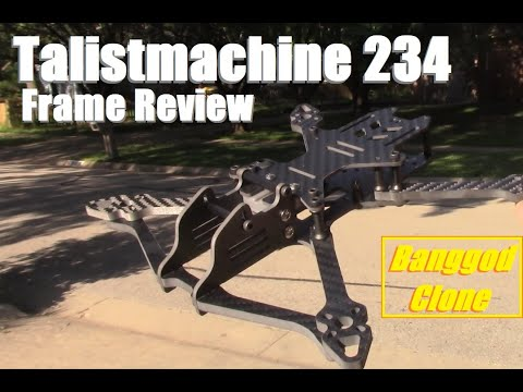 Talistmachine 234 Frame Review