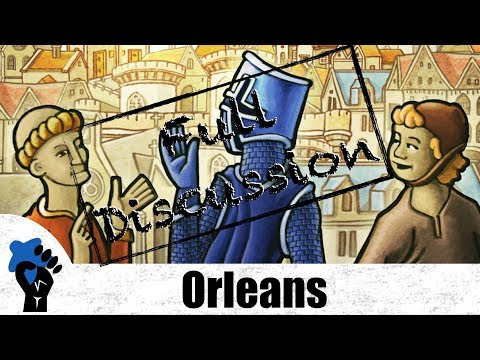 Orleans: Full Discussion - with Talking Board Games