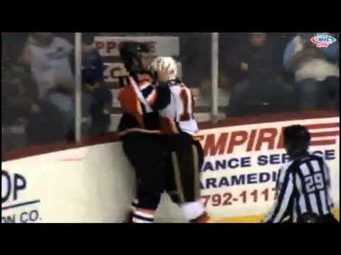 Mathieu Tousignant vs. Brandon Manning