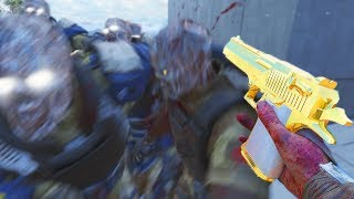 ZOMBIE TOWER 2 CHALLENGE 150K = WIN (Call of Duty Black Ops 3 Zombies Challenges)