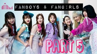 OH MY GIRL! Fanboys & Fangirls PART 5