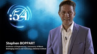 Thumbnail of 60 Second Science: Stephen Boppart on Using Light to Diagnose Disease video