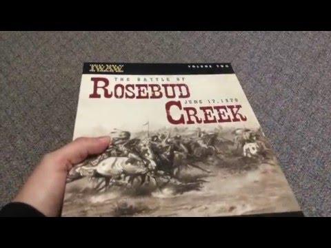 Battle of the Rosebud - Inside the Box