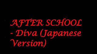 鼠來寶之AFTER SCHOOL - Diva (Japanese Version).wmv