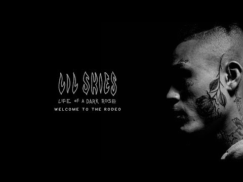 LIL SKIES – Welcome To The Rodeo (prod: Taz Taylor) [Official Audio]