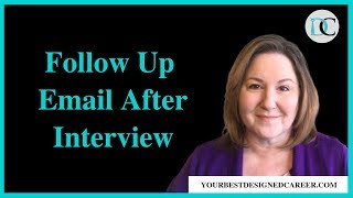 Job Interview Follow Up: What to Say in Your Interview Follow Up Email