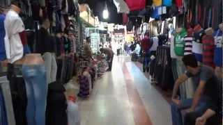 preview picture of video 'Izmir Kemeraltı (grand bazaar)'