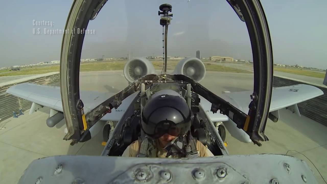The A-10 Warthog