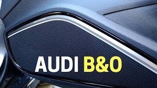 2015 Audi A3 8V - BANG & OLUFSEN - Soundcheck BY NIGHT   (60FPS) HD
