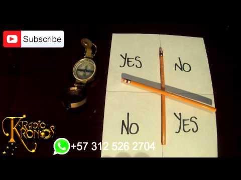 VÍDEO: Jugando Charlie Charlie