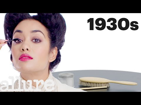 100 Years of Mascara | Allure