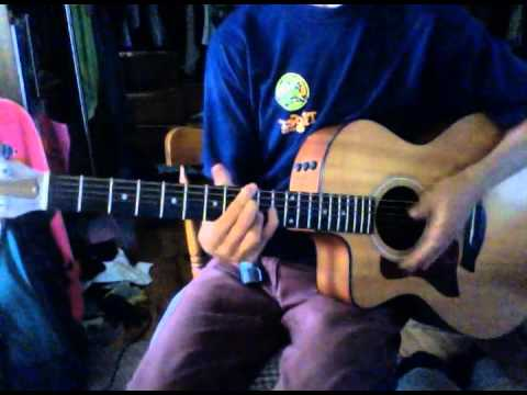 """A short video example of some chord substitutions in the A part of George Benson's """"This Masquerade"""""""
