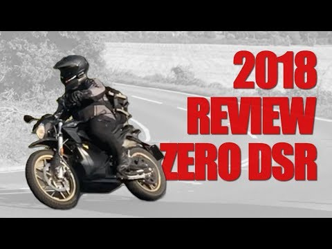 Zero DSR Electric Motorcycle – 2018 Real World Review
