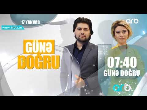 Gune Dogru 17.01.2019 ANONS