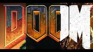 Эволюция серии игр DOOM  (1993 - 2019)