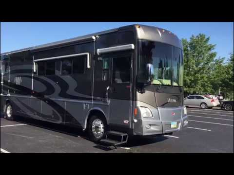 2006 Winnebago Vectra Class A RV Customized Diesel