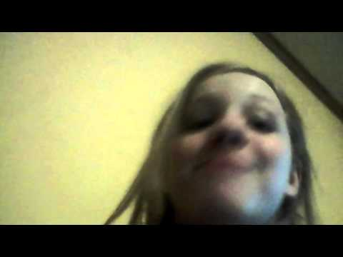 Cute little girls playing truth or dare