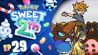"""SIX MEGA SWEETS?!"" Pokémon Sweet 2th Nuzlocke Ep 29 w/ TheKingNappy!"