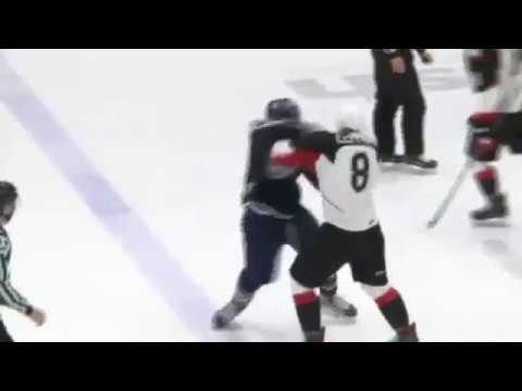 Jackson Leppard vs. Mitchell Brown