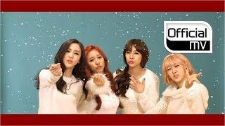 BESTie - Zzang Christmas (짱 크리스마스)