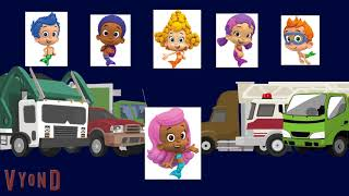 Fnaf 6 And Bubble Guppies: Truck Are Tough