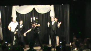 Mike & Dan Civil Union Wedding Dance Number Barry White You're My First, My Last, My Everything