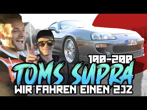 Toms Supra MKIV