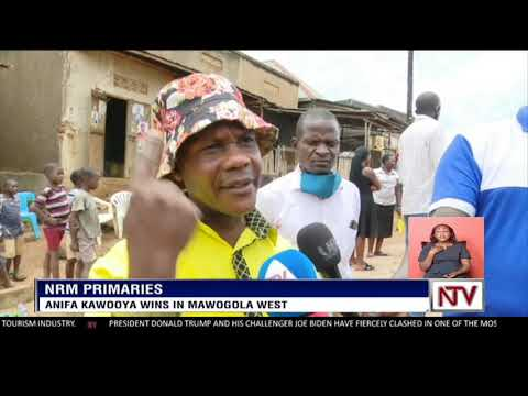 NRM PRIMARIES: Anifa Kawooya wins in Mawogola west
