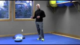 Golf Performance & Fitness Tip for Stability During the Golf Swing