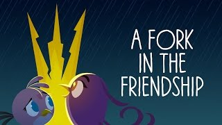 A Fork In The Friendship   Stella   Ep 1, S 1
