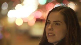 Paciente de cirugía refractiva láser: Marimar Lucas | Clínica Baviera