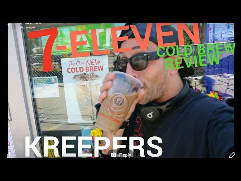 7-11 COLD BREW REVIEW