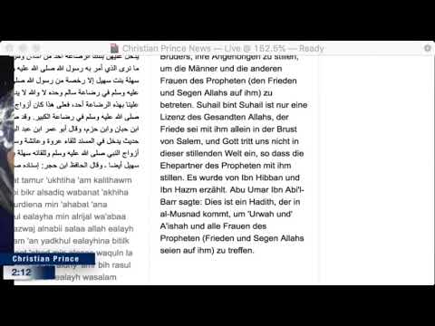 Satanic Quran  How Dr Ramazn Helped Us Answering Islam Christian Prince