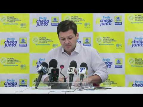 Coronavírus: Prefeitura do Recife usa GPS de celular para monitorar isolamento nos bairros