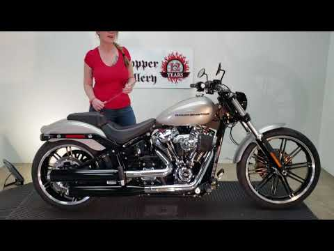 2018 Harley-Davidson Breakout® 107 in Temecula, California - Video 1