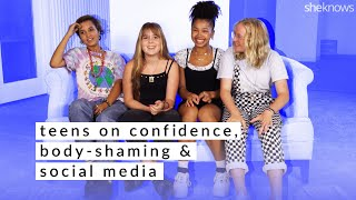 The Confidence Project: How Girls' Self-Esteem Drops When They Turn 13
