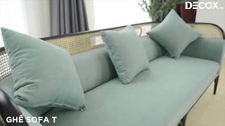 [Decox.vn] Ghế sofa Targa – S16
